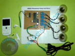 Home automation using cell phone via DTMF