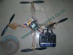 Quad Copter Using KK2.1.5