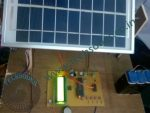 RTC Based Solar Tracking System Assembled