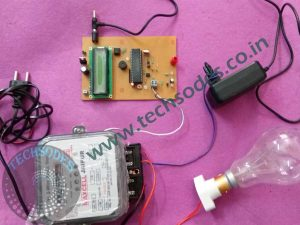 Advance GSM Meter Reading Using 8051