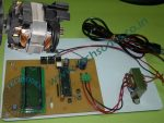 Single Phase Induction Motor Speed Control Using 8051 By Diac Triac