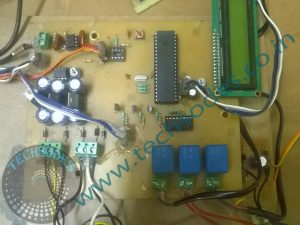 Monitoring And Control Of Water Treatment using xbee circuit