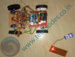 Wireless robot using arduino