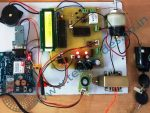 gsm based alcohol detection with vehicle controlling by sms project